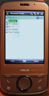 Asus P320 Galaxy Mini