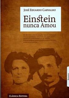 """""""Einstein nunca amou"""""""