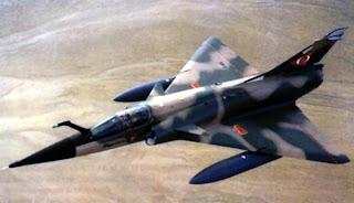 Mirage 50 Venezolano en acción