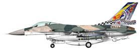 F-16A Venezolano 5