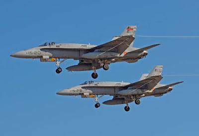 F-18 Españoles