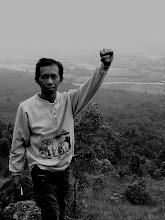 geriliya Bukit Besar Perangai Kecamatan Merapi Selatan Kab Lahat (14/2/2010)