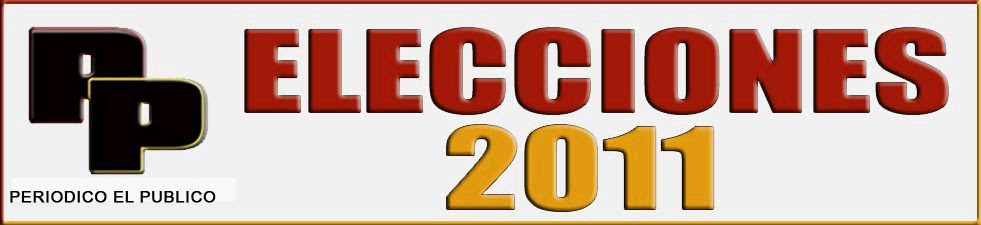 ELECCIONES 2011- TOLIMA