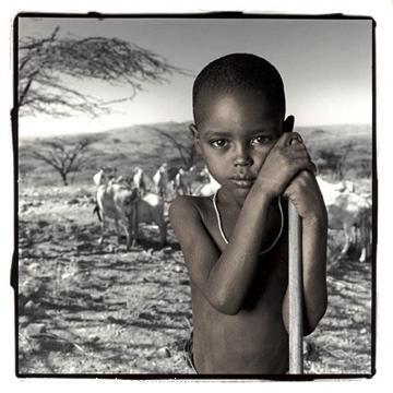 O sofrimento na África!