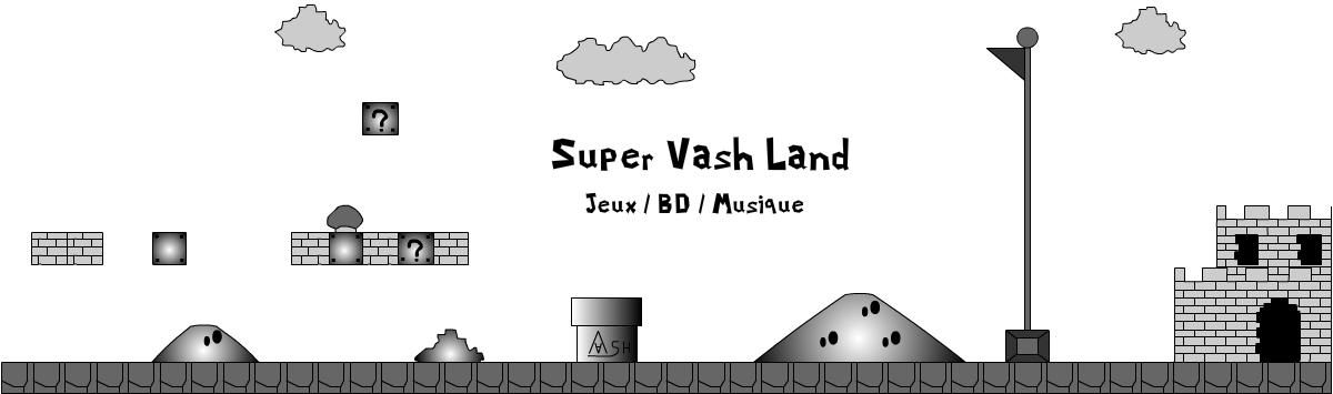 Super Vash Land