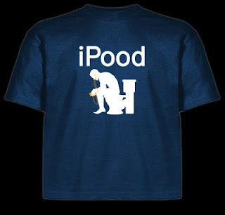 ituloy angsulong ipood shirt