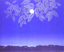 Magritte -  a pgina em branco (1967)