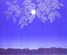 Magritte -  a página em branco (1967)