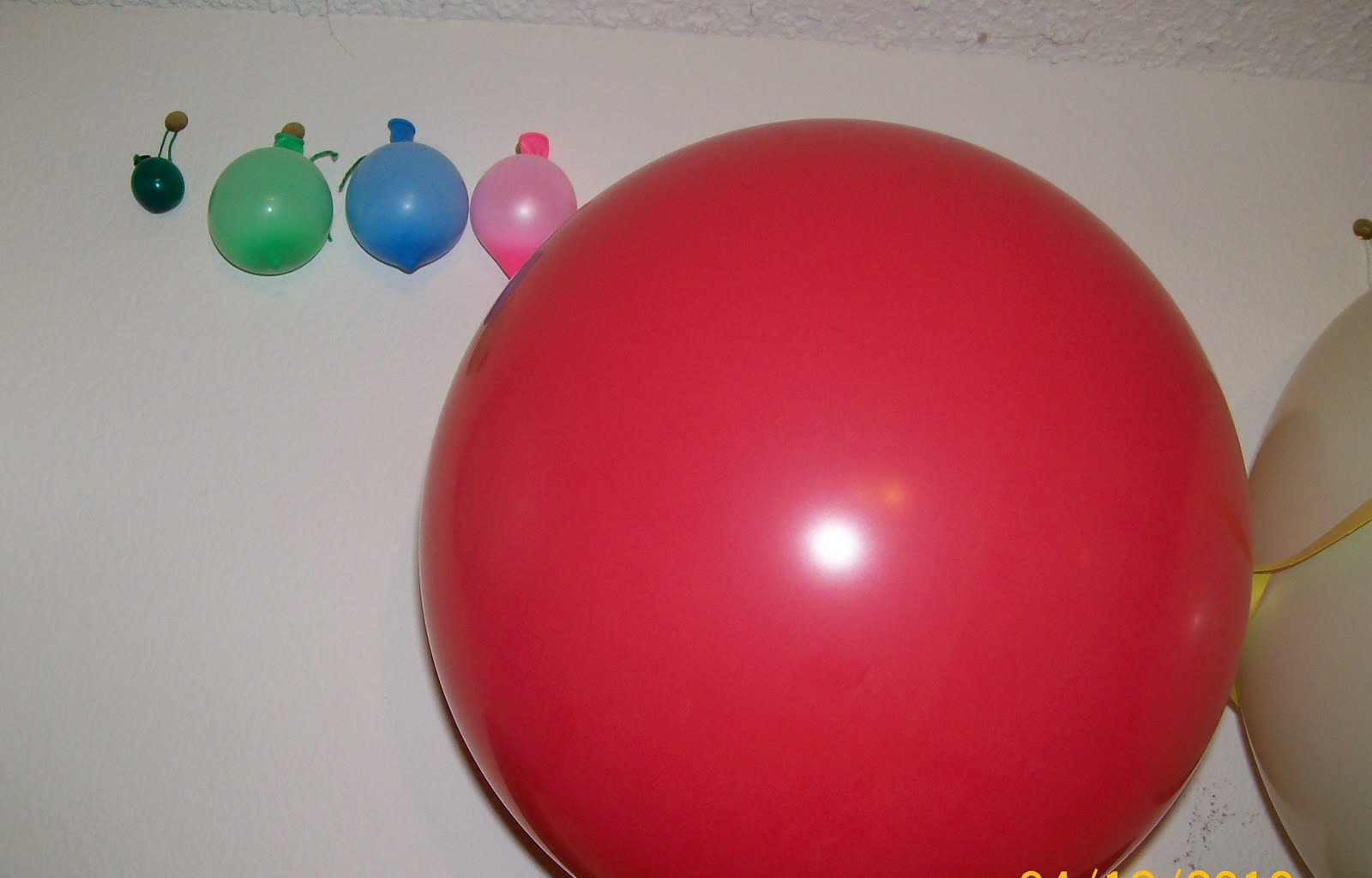 Lighthouse School For Boys Solar System Balloon Project