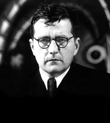 In 1933, Shostakovich's second