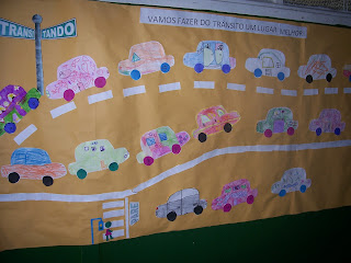 Educamos logo gimos semana nacional do tr nsito for Mural sobre o transito
