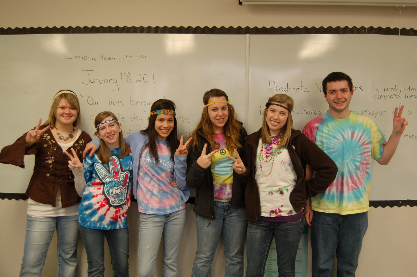 Decade Day Ideas http://wrightchristianacademy.blogspot.com/2011/01/homecoming-spirit-week-tuesday-decade.html