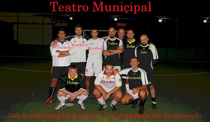 -                            TEATRO MUNICIPAL                              -