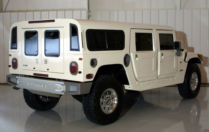 Hummer Price In India H5 | Autos Weblog