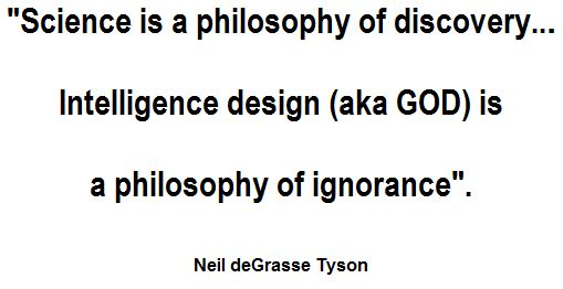 Science is a philosophy of discovery