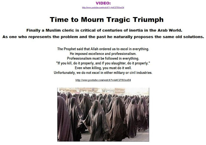 Time to Mourn Tragic Triumph - click image for video