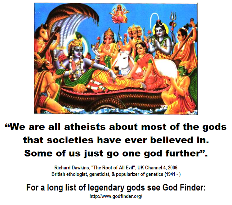 EACH NATION HAS CREATED A GOD, AND THE GOD HAS ALWAYS RESEMBLED HIS CREATORS