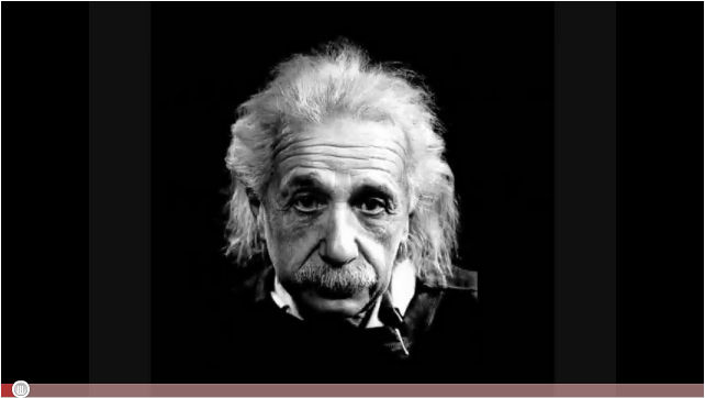 Einstein on God - Video with quotes