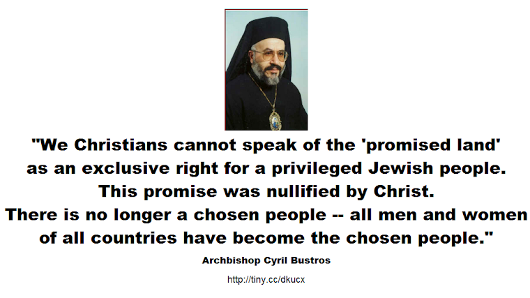 Archbishop Cyril Bustros - October 2010