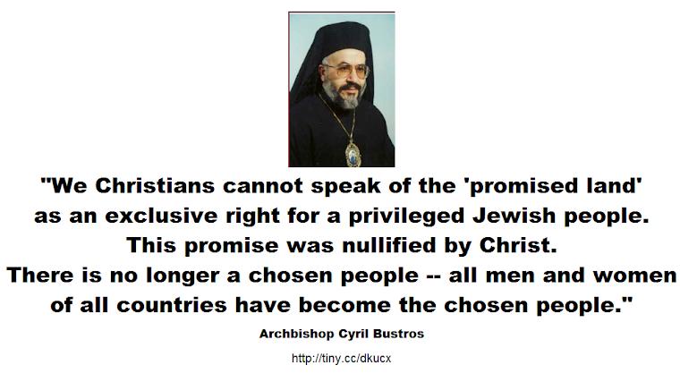 Archbishop Cyril Bustros - October 2010