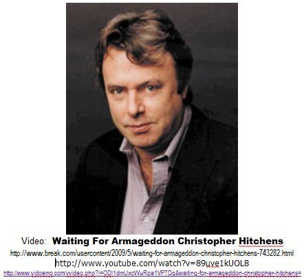 Waiting For Armageddon Christopher Hitchens