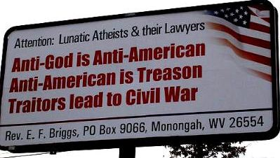 Anti-God is anti-American