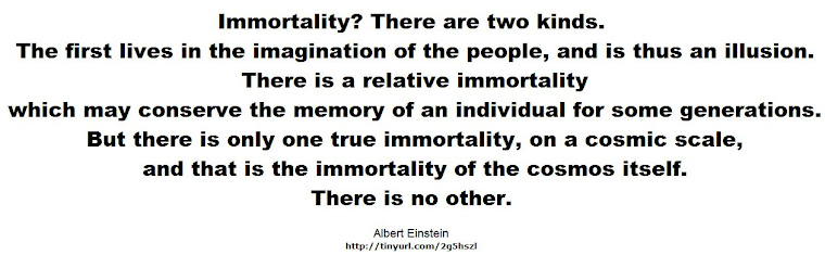Immortality - There are two kinds.