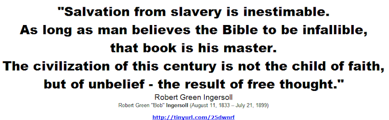 Salvation from slavery is inestimable.