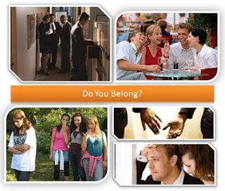 Do you belong