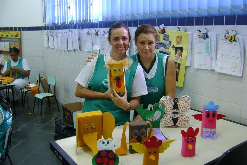 Artesanato Com Argila Simples ~ CRIARTE Criando com Arte Oficina de Reciclagem