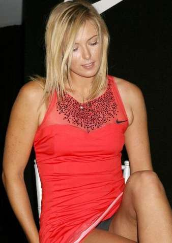 Maria Sharapova Tennis