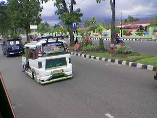 Photo of Modifikasi Angkot Padang