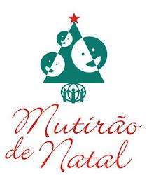 MUTIRÃO DE NATAL 2010/2011/2012/2013