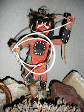 """Kachina of the Out Doors"""