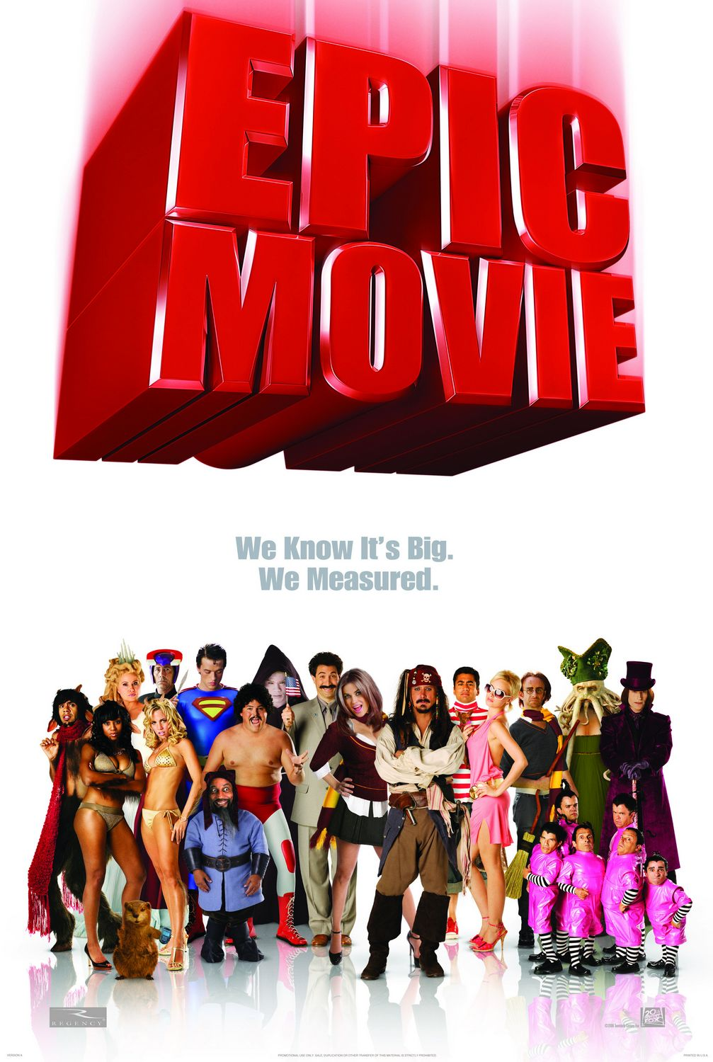 Movies at 300MB:: Epic Movie (2007) DvdRip 300MB | Movies @ 300MB ...