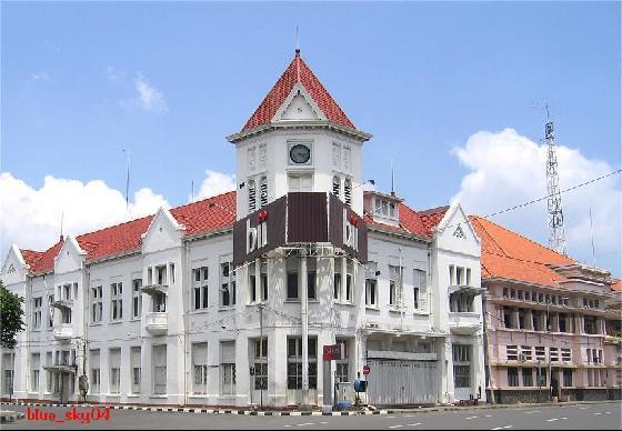 Salah Satu Cagar Budaya di Kota Surabaya