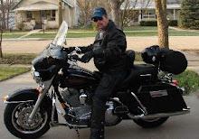 My Biker Dude!