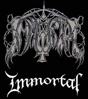 immortal discography: