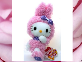 Hello Kitty Fuzzy Gifts