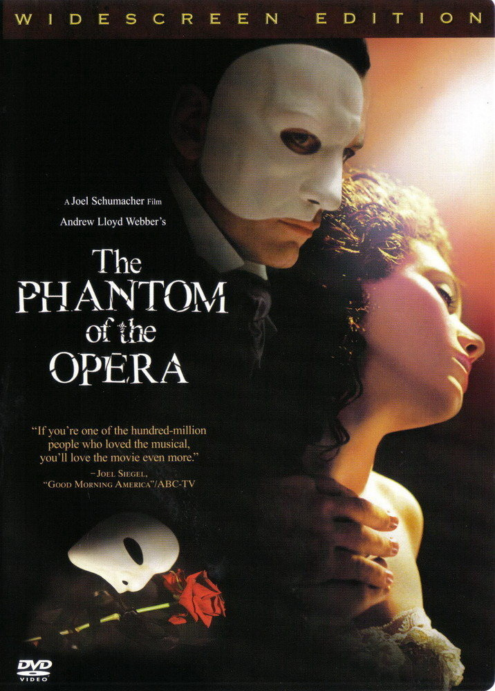 The Phantom of the Opera full movie