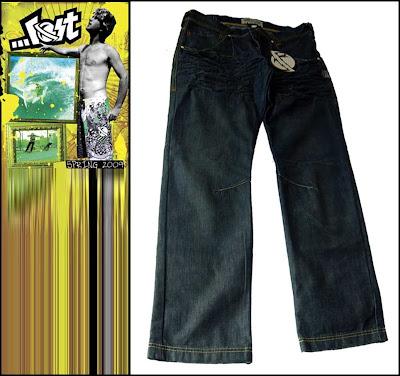 calça jeans lost