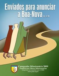CAMPANHA MISSIONÁRIA 2009  - 18/10 - DIA MUNDIAL DAS MISSÕES