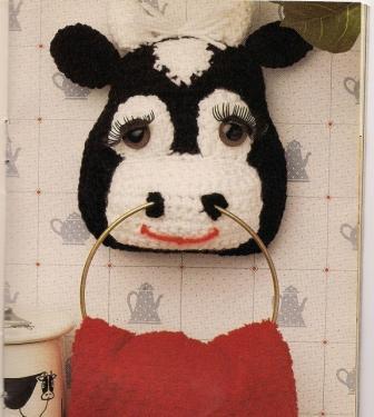 Crochet Spot » Blog Archive » Crochet Pattern: Easy Towel