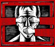 La Libertad de expresión es la verdadera cara de la democracia.