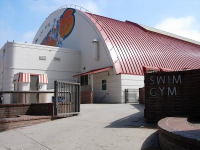 Dear Old Hollywood It 39 S A Wonderful Swim Gym In Beverly Hills