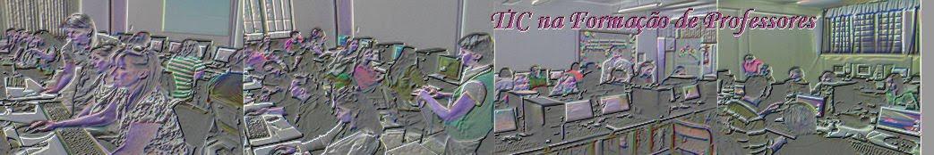 TIC na Formação de Professores