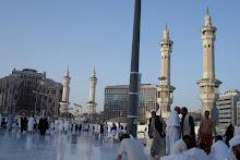 Lantai Atas Masjidil Haram