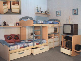 Dormitorios juveniles 2 para adolescentes decoracion for Muebles menzzo