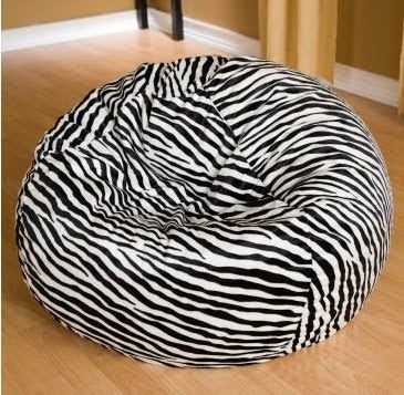 Sillones puff animal print decoraci n fotos for Estudiar diseno de interiores online