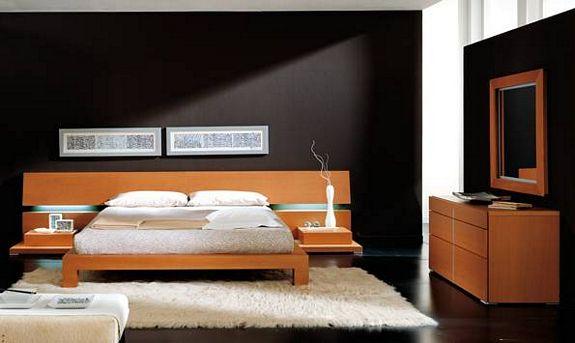 Fotos dormitorios matrimoniales en haya cerezo roble - Modelos de dormitorios matrimoniales ...